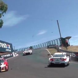 BATHURST 12H 2017 ALL CRASHES OF PRACTICE QUALI AND RACE