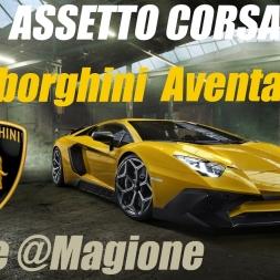 Assetto Corsa | Lamborghini Aventador SuperVeloce | Race @ Magione (AI) | POV