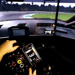 Hotlap Mercedes Benz C-Class Coupe DTM Hockenheimring