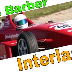 iRacing Skip Barber at Interlagos - Bogies on my six!
