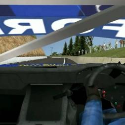 V8 Supercar Lap Record - PaulaD vs. Real - Bathurst