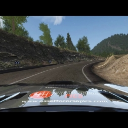 The Tajo HillClimb / Checkup / Assetto Corsa