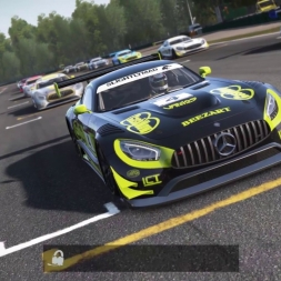 Project cars | Mercedes AMG GT3 Quick Race Brno