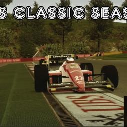 80's Classic Season - Race 6: Spa