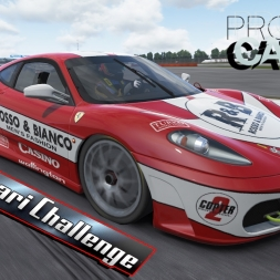 Project Cars * 2006 Ferrari Challenge GT3 mod [download]