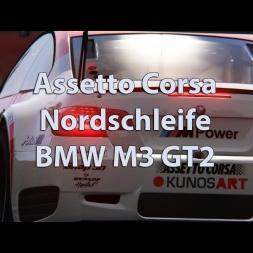 Assetto Corsa - Nordschleife - BMW M3 GT2