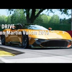 Aston Martin Vulcan 2016 / Checkup / Assetto Corsa