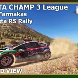 Dirt Rally - DIRT ITA CHAMP 3 - Anodou Farmakas - Ford Fiesta RS Rally - ONBOARD