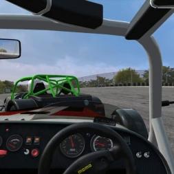 RaceDepartment - Caterham Superlight Sequential @ Laguna Seca