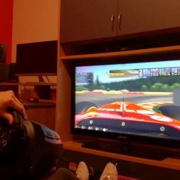 Spa F138 Online Practice My setup