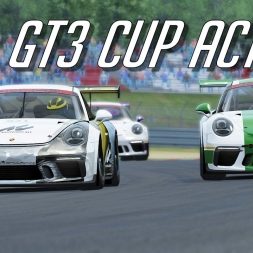 911 GT3 CUP ACTION - Assetto Corsa Trackday Tuesdays #51