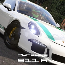 Assetto Corsa - DLC + MOD - Porsche 911R @ Thomson Road Grand Prix - PC 60FPS