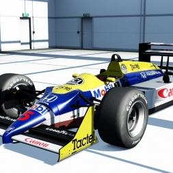 Assetto Corsa MOD ACFL F1 WILLIAMS 1987