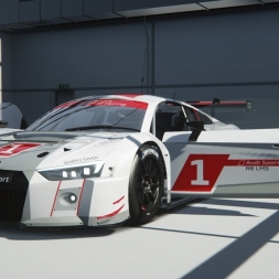 Assetto Corsa Audi R8 LMS 2015 Brands Hatch