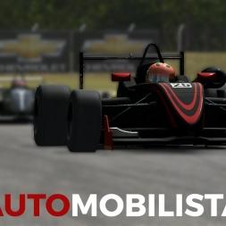 AMS - Un Día en las Carreras #3 - Formula 3 - EL CHASCO