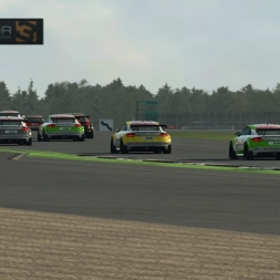 Raceroom Audi TT Cup Silverstone National with Racedepartment Race 2