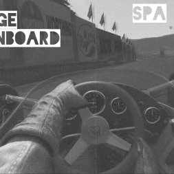 Vintage Onboard | Historic Spa 1966 with Lotus 49 - VR [Oculus Rift] | Assetto Corsa Gameplay