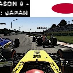 F1 2016 - F1XL Season 8 - Race 19: Japan