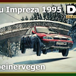 Dirt 3 - Subaru Impreza 1995 - Birkebeinervegen