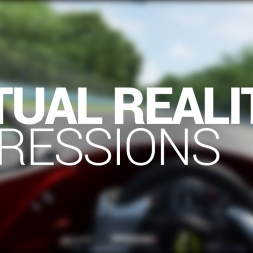 VR Impressions | Assetto Corsa with Oculus Rift CV1