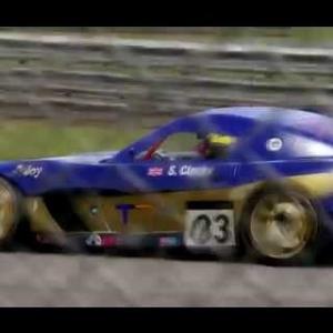 Gineta GT4 Supercup Lap