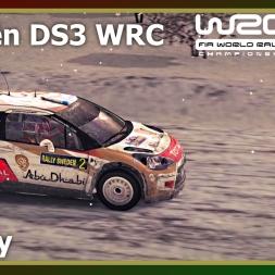 WRC 4 - Citroën DS3 WRC - Torsby