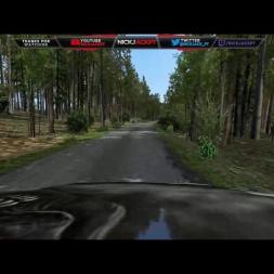 Assetto Corsa Live Stream on track Peklo V0.9
