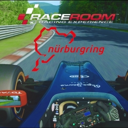 RaceRoom Racing Experience - Old Nürburgring F2 Red Bull 5th time