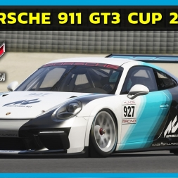 Assetto Corsa - Porsche 911 GT3 Cup 2017 at Barcelona (PT-BR)