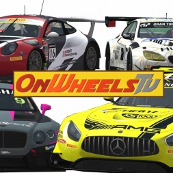 Review Season 2 - Ep 6 - We Tested the Beta of GT3 World Series mod for rFactor 2