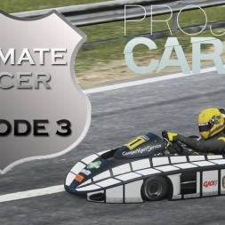 WILL I EVER ESCAPE!! - ULTIMATE RACER - PROJECT CARS - EP3