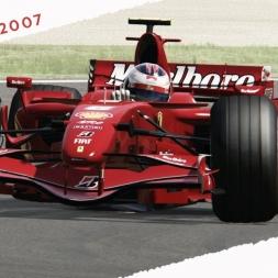 ASSETTO CORSA Ferrari F2007 by VRC