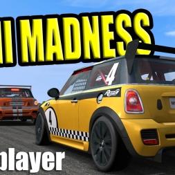 Automobilista MP: Mini cars, maximum intensity! (Mini challenge at Silverstone)