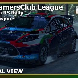 Dirt Rally - WRC GamersClub - Östra Hinnsjön - Ford Fiesta RS Rally - External