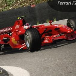 Assetto Corsa F1 2007 Räikkönen Onboard Interlagos