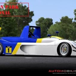AMS TT - MCR 2000 @ Oulton Park International