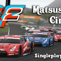 rFactor 2 | Singleplayer | 2013 Nissan GT500 @ Matsusaka Grand Prix 2015
