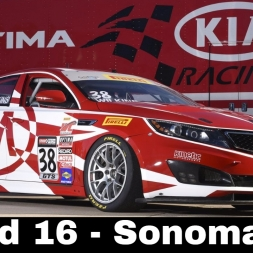 iRacing BSR Kia Cup Series Round 16 - Sonoma Cup