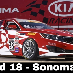 iRacing BSR Kia Cup Series Round 18 - Sonoma Cup