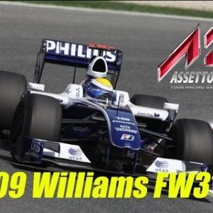 Assetto Corsa   Williams FW31 2009 (Mod) Showcase @ Imola