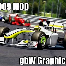 Assetto Corsa - VRC 2009 MOD - gbW Graphics mod Gameplay 1440p 60fps