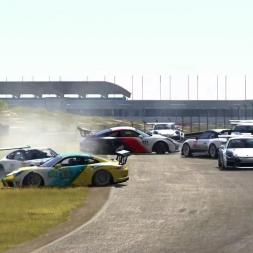 AC • GT3 Porsche Cup @ Zandvoort • Do NOT attack in first lap | EL