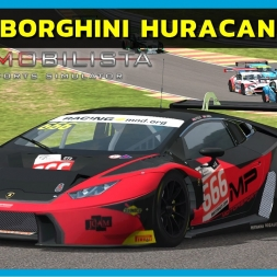 Automobilista - Lamborghini Huracan GT3 at Spa-Francorchamps (PT-BR)