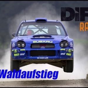 Dirt Rally | Subrau Impreza WRC 2001 @ Waldaufstieg