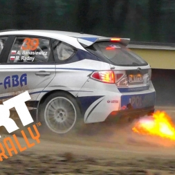 DIRT RALLY 2017  | New Impreza Sound R4 | Realistic Physics | More Backfire | More Flames |