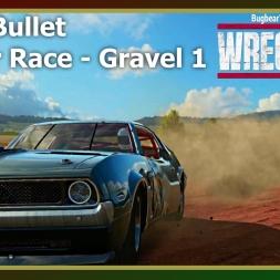 Wreckfest - Banger Race - Silver Bullet - Gravel 1