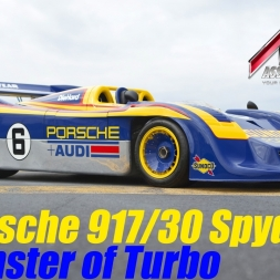 "Assetto Corsa | Porsche 917/30 Spyder ""Monster of Turbo"" 
