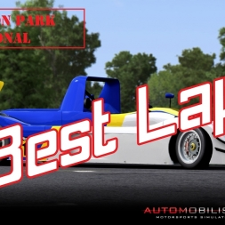 My final lap @ AMS ( Automobilista ) : TT at Oulton Park International (visuale esterna)