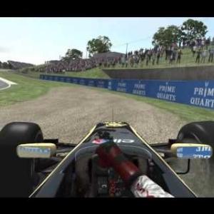 PrestoGP S16 R08 Suzuka Race 2 report