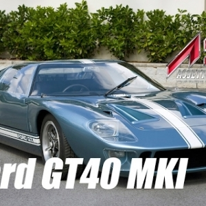 Assetto Corsa | Ford GT40 MK1 | Retro Series #02
